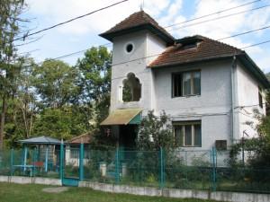 Casa lângă păstrăvărie